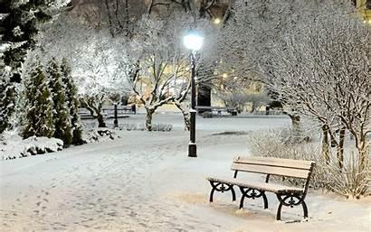 Winter Desktop Scenes Scene Wallpapers Backgrounds Background