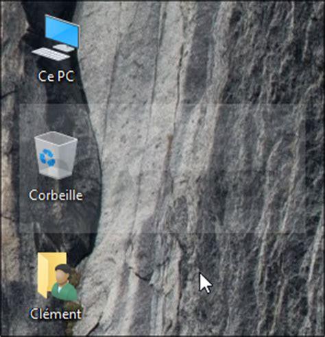 comment mettre la corbeille sur le bureau mettre corbeille sur bureau 28 images comment mettre