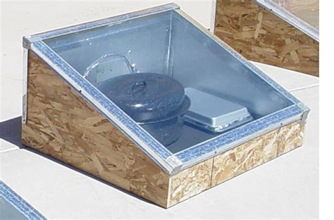 solar oven designs buy solar oven plans the of new mexico s