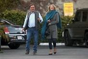 Paulina Porizkova and Aaron Sorkin Out in Los Angeles 04 ...