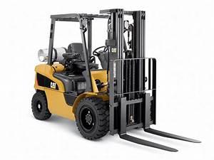 Cat Lift Truck 2p3000