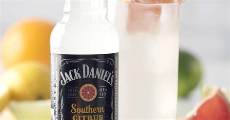 The new southern citrus will hit shelves across the united states this month. Jack Daniel's Country Cocktails Introduce Newest Flavor ~ Just Malt