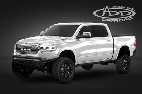 2019 Dodge Ram Aftermarket Front Bumpers  Add Offroad