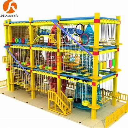 Playground China Indoor Equipment Amusement Themed Castle