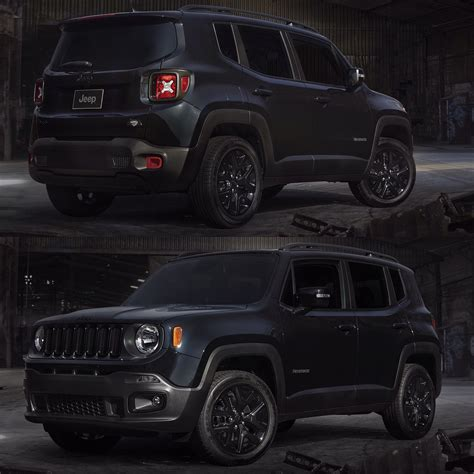 2016 Jeep Wrangler Renegade by 2016 Jeep Renegade Of Justice Special Edition Www