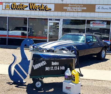 Boat Repair Vernal Utah by Auto Works Inc 88 Photos 6 Reviews Automotive Repair