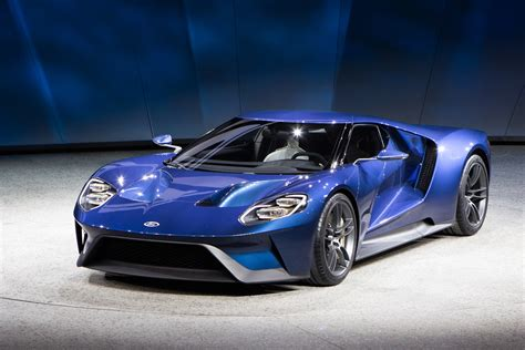 The New Ford Gt 2017 by 2017 Ford Gt Live Gallery