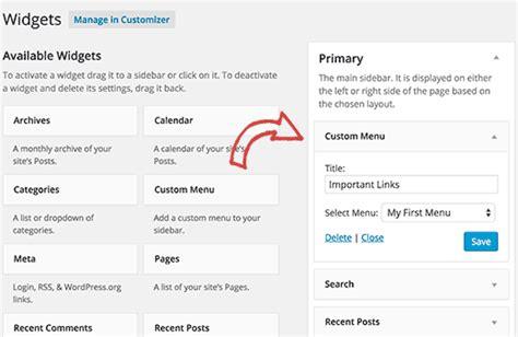 How To Add Navigation Menu In Wordpress (beginner's Guide