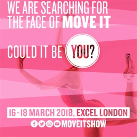 Could You Be The  Ee  Face Ee   Of Move It  Lart Magazinel