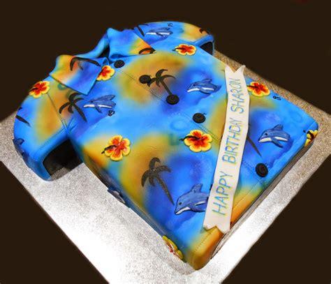 nadas cakes hawaiian shirt birthday cake  nadas