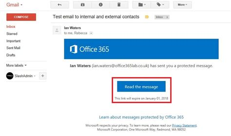 Office 365 Mail by Exploring The New Office 365 Email Protection And