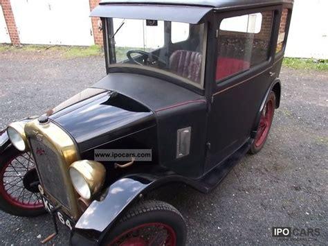 1929 Austin Seven Type Saloon