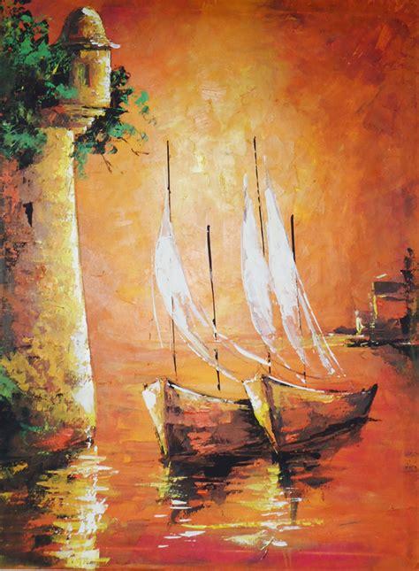 pintura  espatula cuadro cartagena