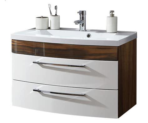 Badezimmer Waschplatz Hochglanz Bad Waschtisch Badmöbel