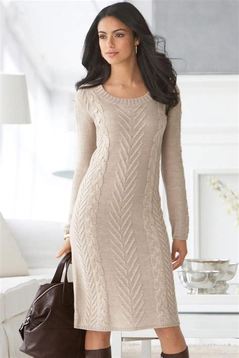 sweaters to wear with cable knit sweater dress knitting dresses