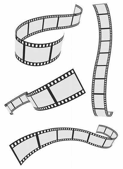 Film Strip Roll 35mm Movie Clipart Negative
