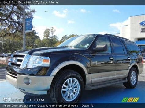 2012 Ford Expedition Xlt by Black 2012 Ford Expedition Xlt Interior