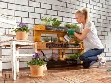 Europaletten Kaufen Baumarkt : palettenm bel selber bauen bauhaus ~ Michelbontemps.com Haus und Dekorationen