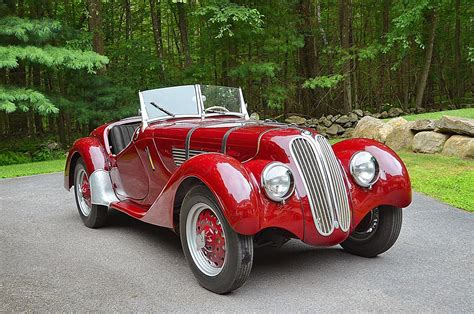 1936 Bmw 328 Roadster Coys Of Kensington