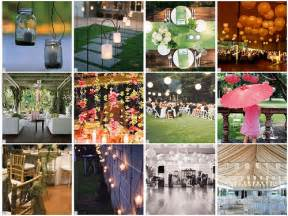 outside wedding ideas best wedding decorations vintage wedding reception decoration trends