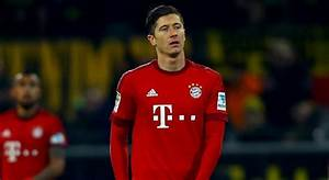 Lewandowski, Major Doubt to Face Real Madrid
