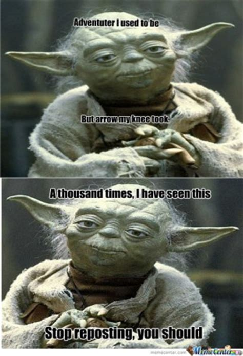silly quotes master yoda quotesgram