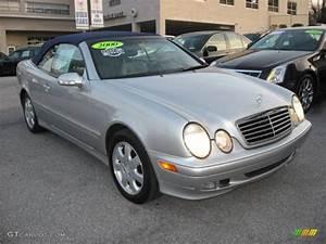 Mercedes Clk 320 Cabriolet : 2000 brilliant silver metallic mercedes benz clk 320 cabriolet 2486145 car ~ Melissatoandfro.com Idées de Décoration