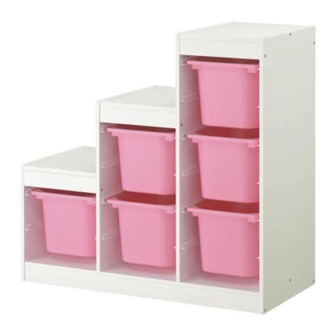 ikea kinderzimmer regal trofast storage combination ikea