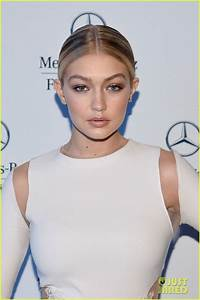 Shop Style CelebrityGigi Hadid at Lincoln Center for the ...