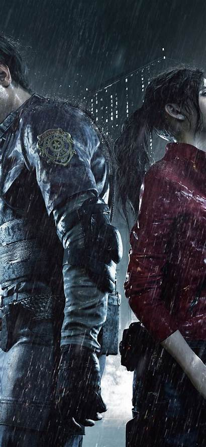 Evil Resident 4k Wallpapers Iphone Xs Games