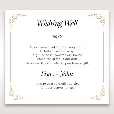wishing  wording  wedding invitations