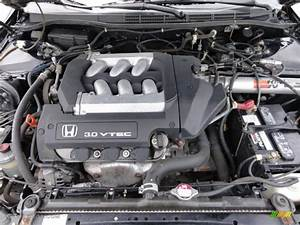 2002 Honda Accord Lx V6 Sedan 3 0 Liter Sohc 24