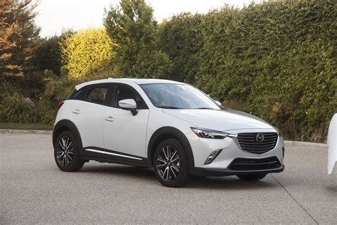 mazda xc3 price 2017 mazda cx 3 changes little in sophomore year