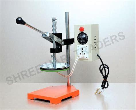 shreehari orange aluminium cap foil sealing machine  plastic bottle   packaging type
