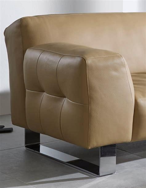 canapé cuir qualité canape cuir de qualite carey un canap 3 places cuir brun