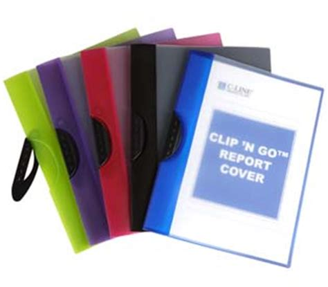 clip   report cover report covers project folders