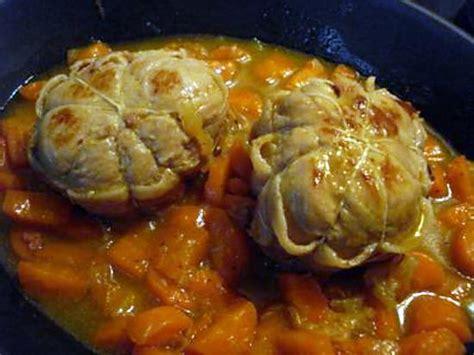 cuisiner des paupiettes cuisiner des paupiettes de veau paupiettes de veau aux p
