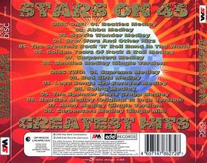 Cartula Trasera De Stars On 45 Greatest Hits Portada