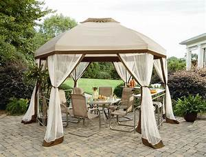Garden Oasis 3 Person Gazebo Swing Green