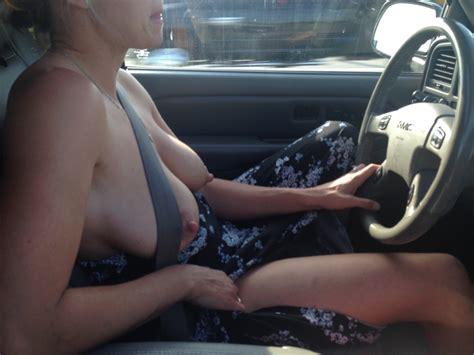 show tits trucker