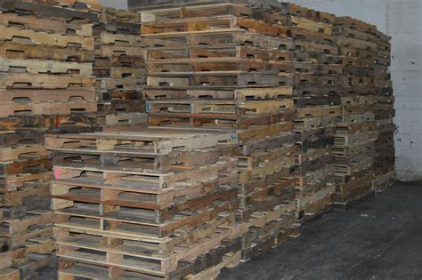 pallets northstar pulp paper company