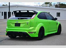SecondGen Ford Focus RS For Sale In The US, But Is It