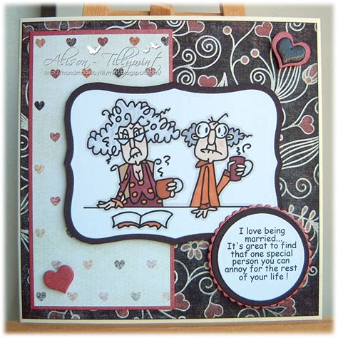Take a look at all the anniversary cards we have for sale and find the one that shows them you care. Handmade by Tillymint: An Anniversary card for my husband...
