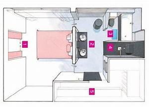 Plan Suite Parentale  Plan De Maison Plain Pied Avec Suite