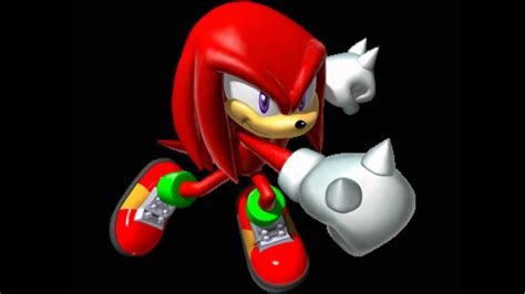 sonic heroes knuckles voice  youtube