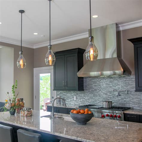 light ideas for kitchen customized kitchen lighting ideas embellish your plan 6996