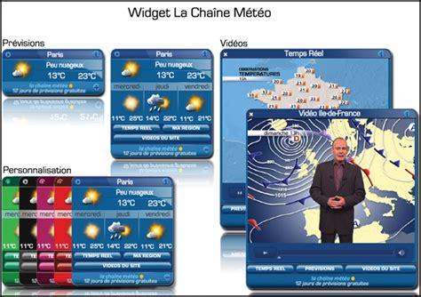 widget meteo bureau 28 images pc astuces afficher la m