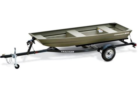 Tracker Boat Trailers Specifications by Research 2016 Tracker Boats Topper 1232 Riveted Jon On