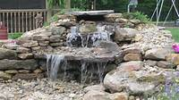 small water features Small Backyard Water Features | Modern Diy Art Designs