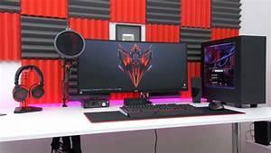 salle a manger rouge et noir 4 8 bureaux de gamer qui With couleur qui donne envie de manger